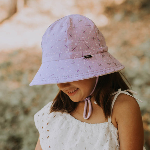 Bedhead Hats Flutter Classic Bucket Hat Girls Lifestyle