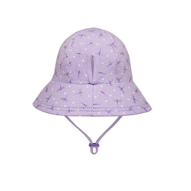 Bedhead Hats Flutter Ponytail Bucket Hat Girls Back
