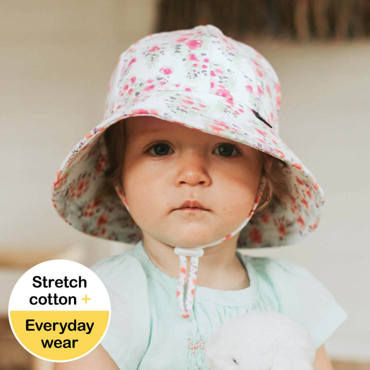 Bedhead Hats Grace Toddler Bucket Hat