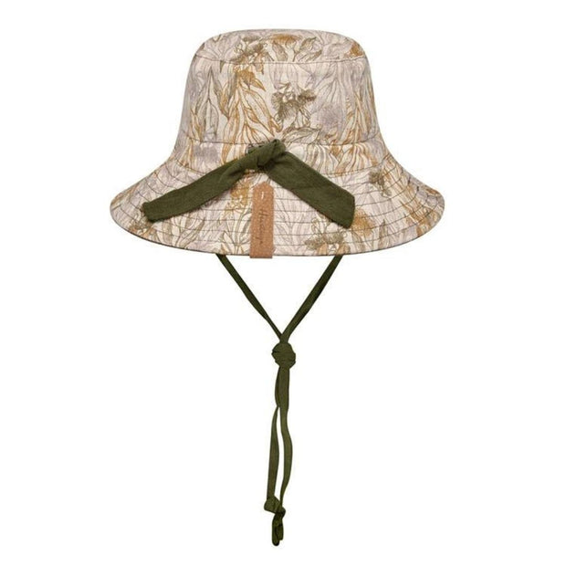 Bedhead Hats Mallee Heritage Classic Bucket Hat Kids Back