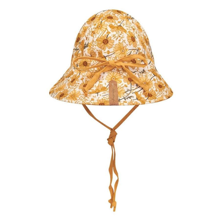 Bedhead Hats Marguerite Heritage Classic Bucket Hat Girls Back