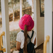 BEDHEAD HATS NOVA Ponytail Bucket Hat Girls