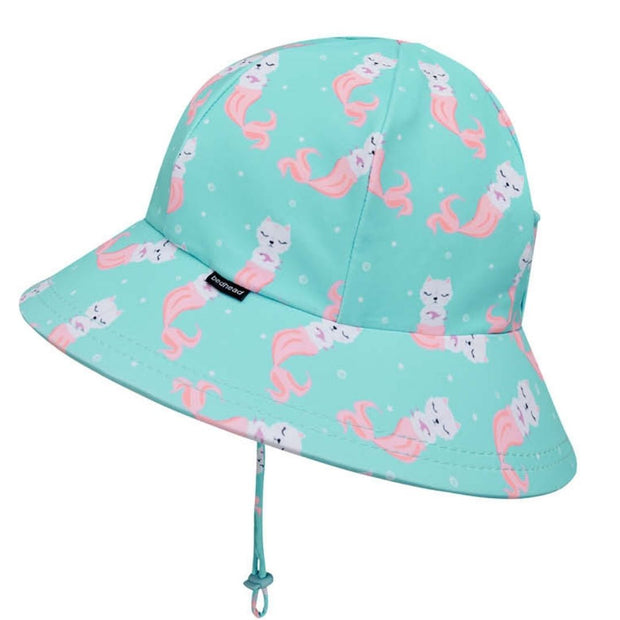 BEDHEAD HATS MERKITTY Girls Swim Hat UPF50+