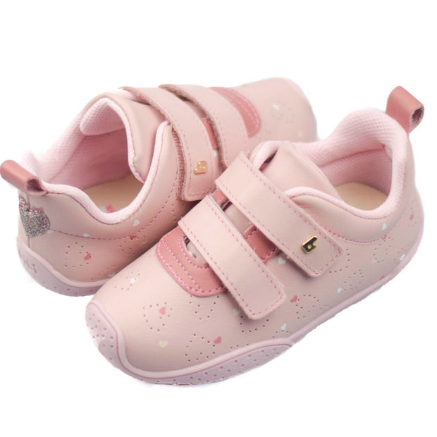 Bibi Sweet Rouge Toddler Sneaker