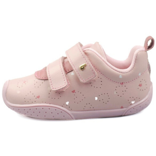 Bibi Sweet Rouge Girls Sneaker