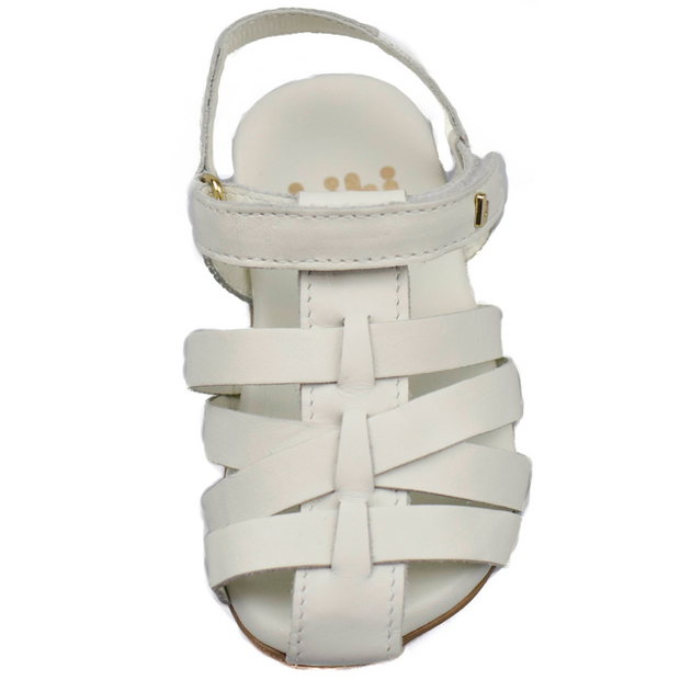 BIBI BIRK MINI Sandals White