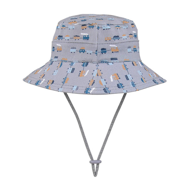 Grey marle bucket hat by bedhead hats