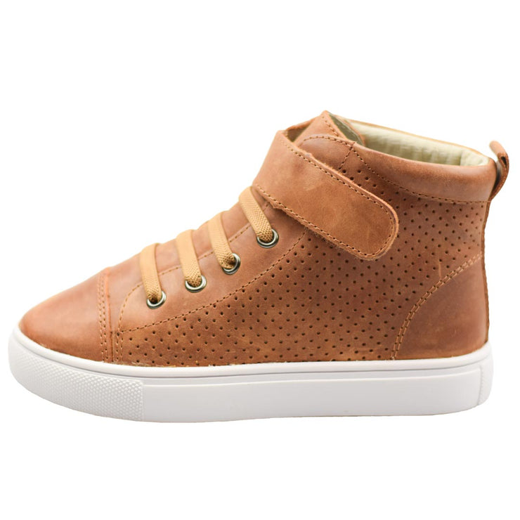 TIKITOT BROOKLYN Tan High Tops