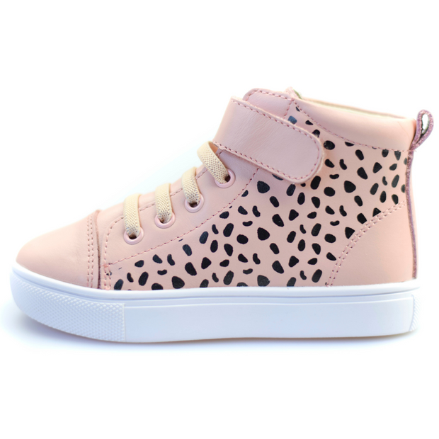 TIKITOT Brooklyn Dusty Pink Ocelot