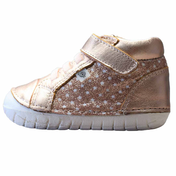 OLD SOLES STARSTRUCK PAVE Copper Glam Toddler Shoe