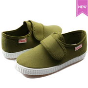 CIENTA KHAKI Canvas Military Green