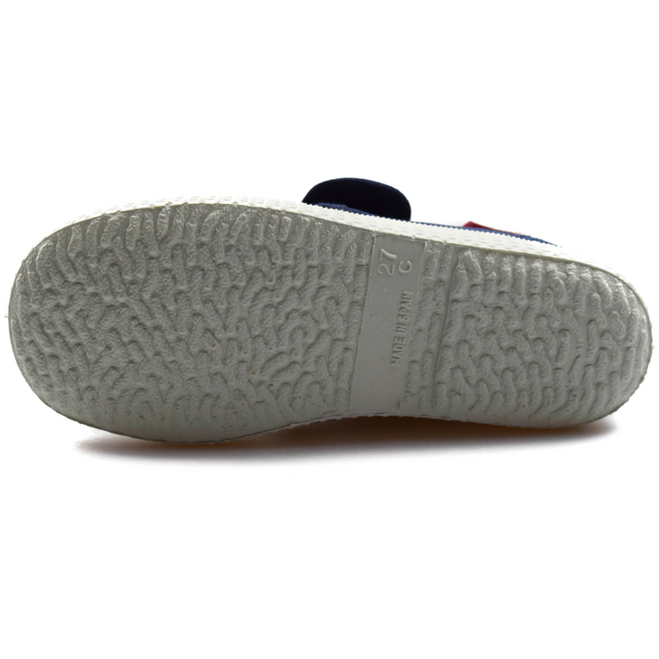 CIENTA MARINO Canvas Navy