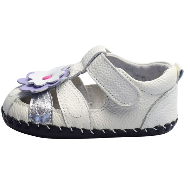 Freycoo Daisy Soft Sole Baby Sandal for girls side
