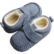 Freycoo First Steps baby shoes in denim