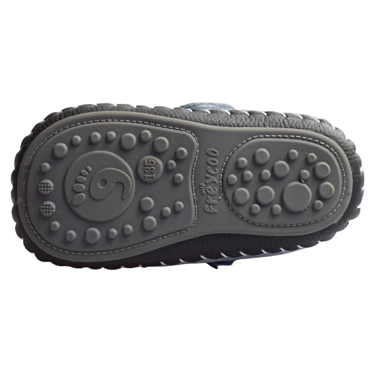 Freycoo First Steps outsole larger sizes flexisole