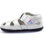 FREYCOO CLAIRE T-Bar Sandals White