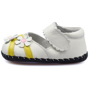 FREYCOO MARGUERITE Mary Janes White
