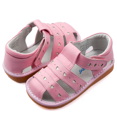 FREYCOO SWEETHEARTS Pink Sandals