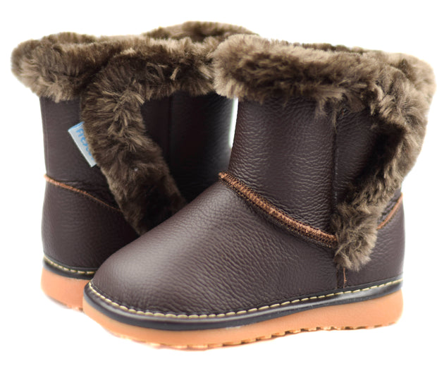 FREYCOO SNUGG Boots Chocolate