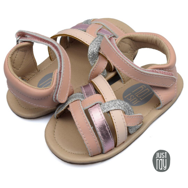 JUST RAY BABY DUSI Sandals Pink - Toddler