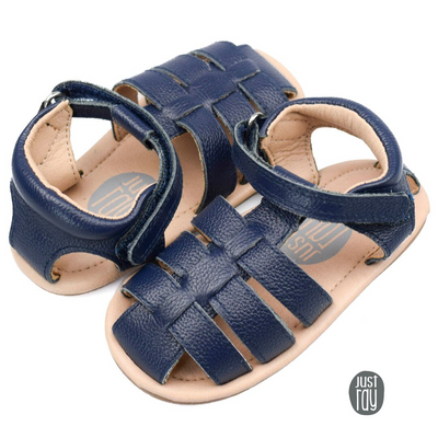JUST RAY BABY JIMMY Sandals Navy - Toddler