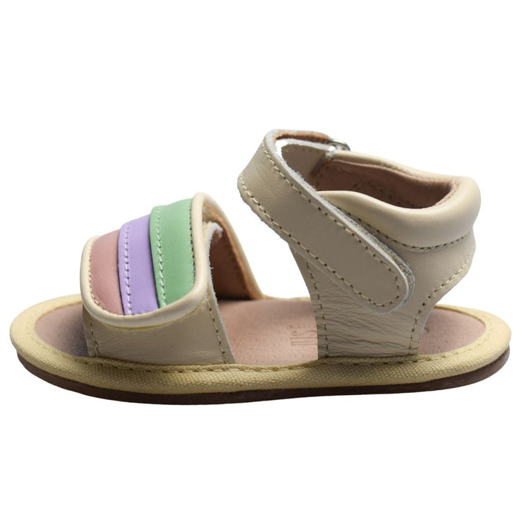 JUST RAY BABY DUSI Rainbow Baby Sandals