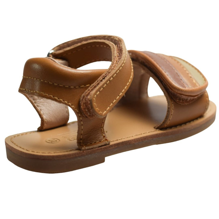 JUST RAY BABY DUSI Tan Toddler Sandals