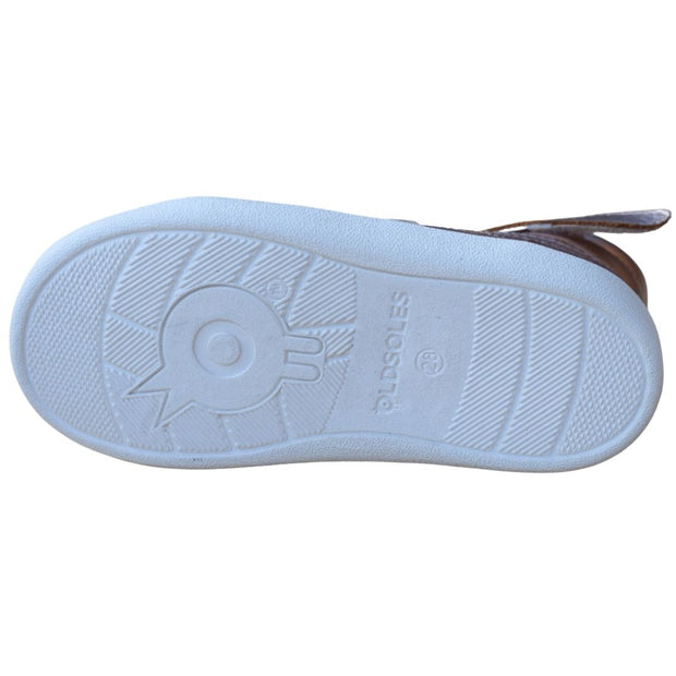 Old Soles The Leader Copper Sneaker rubber outsole