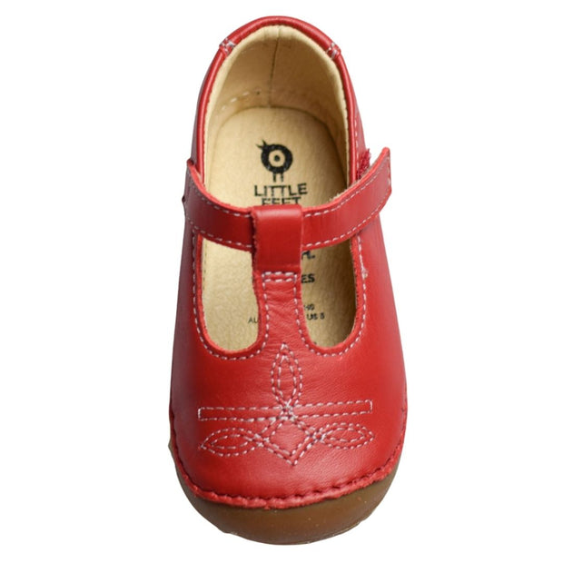OLD SOLES PAVE WEST T-Bars Red