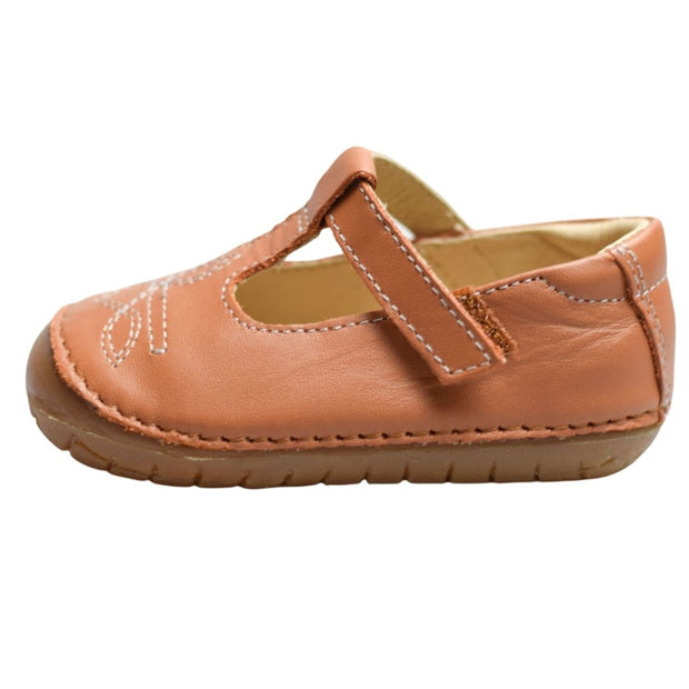 OLD SOLES PAVE WEST T-Bars Tan