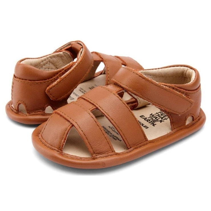 OLD SOLES SANDY Tan Sandals