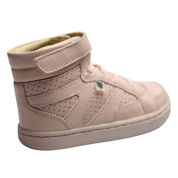 OLD SOLES STARTER SHOE Powder Pink