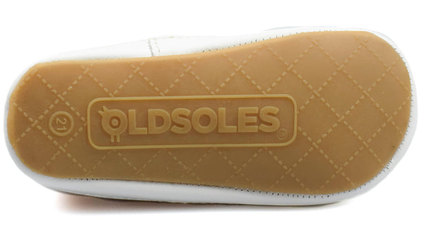 OLD SOLES CHEER GLAM Pink Frost Outsole