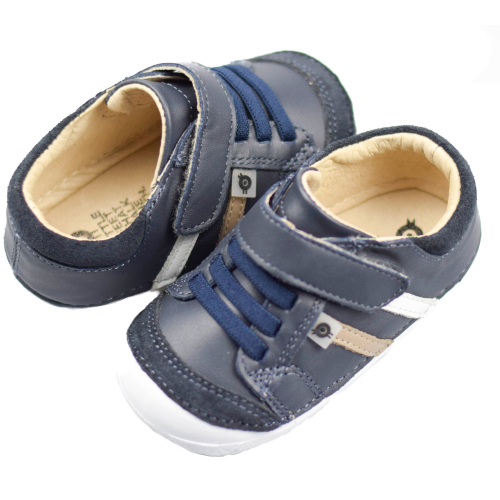 OLD SOLES PAVE DENZLE Navy Blue