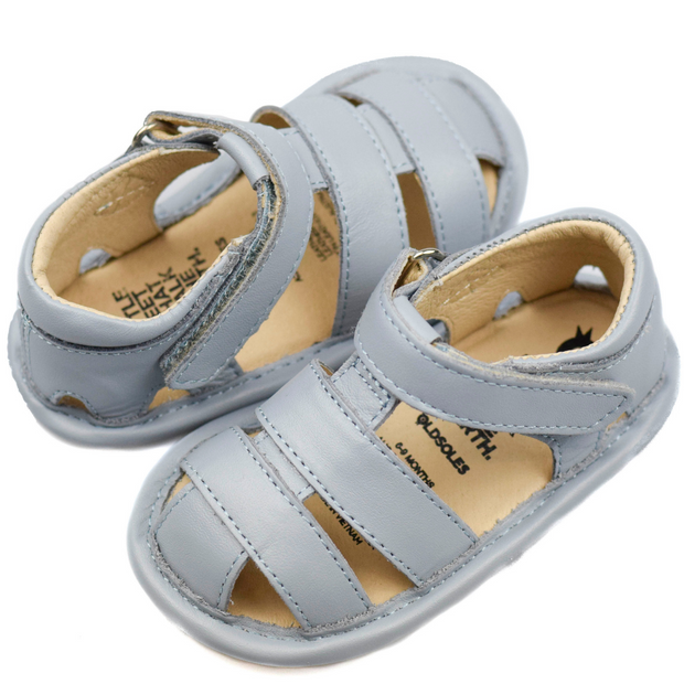 OLD SOLES SANDY Sandal Dusty Blue