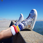 OLD SOLES STARDOM High Tops