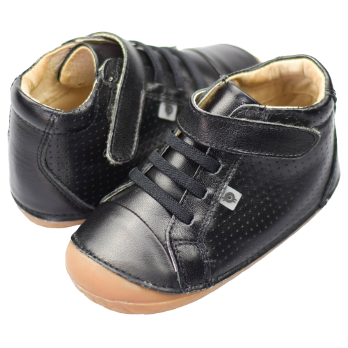 OLD SOLES PAVE CHEER Nero