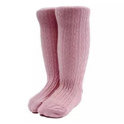 PONCHIK Knee-High Socks Ballet