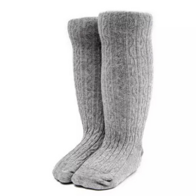 PONCHIK Knee-High Socks Pebble