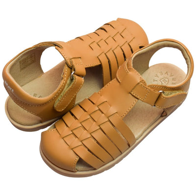 Pretty Brave Frankie sandals Tan