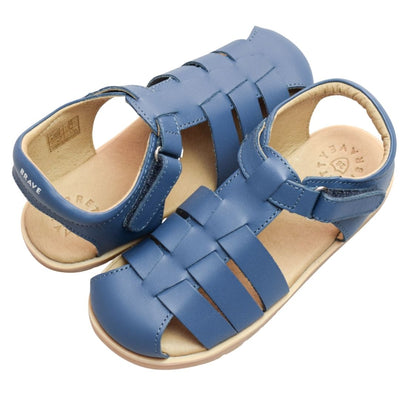 Pretty Brave Rocco sandals for toddlers and preschoolers
