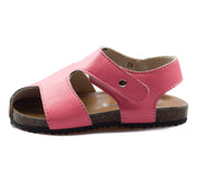 ScruffyDog Buddy Sandals Bubblegum Side