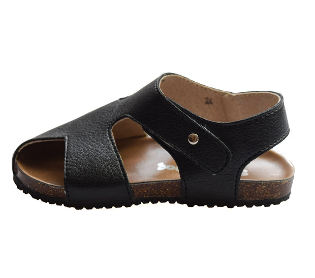ScruffyDog Buddy Sandals Black Side