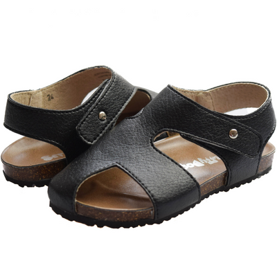 SCRUFFYDOG BUDDY Sandals Black