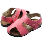 ScruffyDog Buddy Toddler Sandals Bubblegum