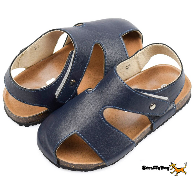 SCRUFFYDOG BUDDY Sandals Navy