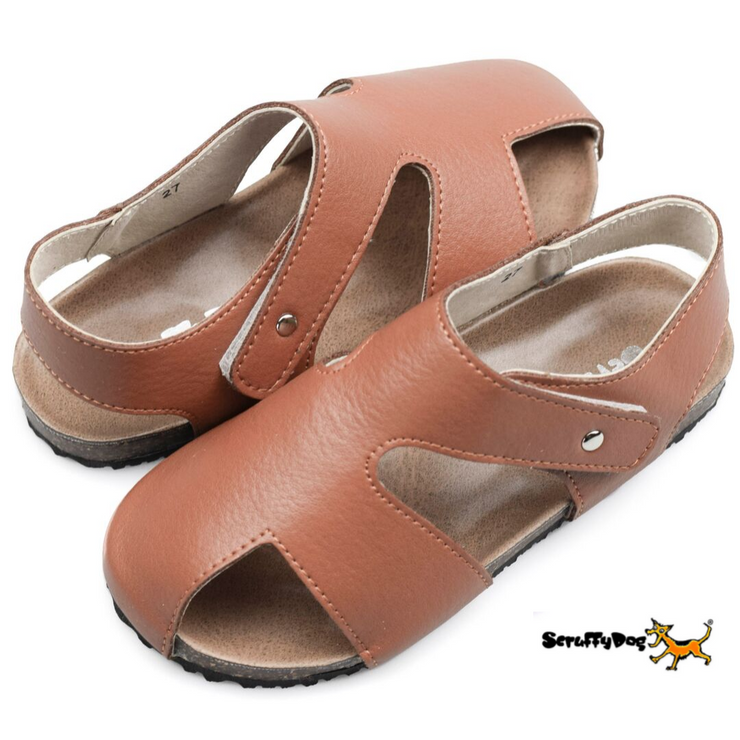 SCRUFFYDOG BUDDY Sandals Tan