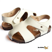 SCRUFFYDOG BUDDY Sandals White