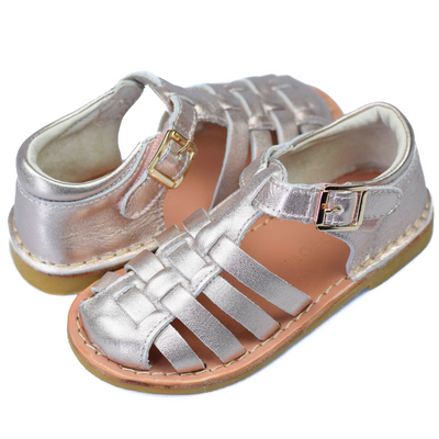 TIKITOT ROMA Rose Gold Sandals