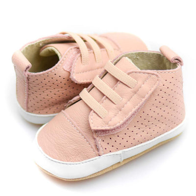 TIKITOT Brooklyn Dusty Pink Baby Shoe